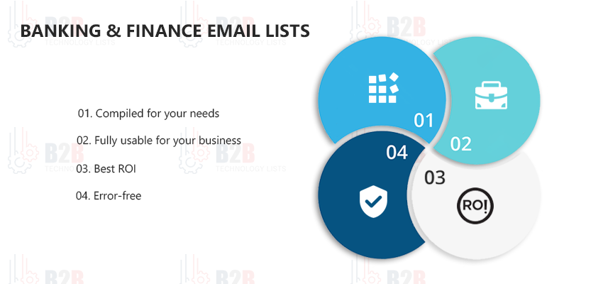 Banking & Finance Email Lists