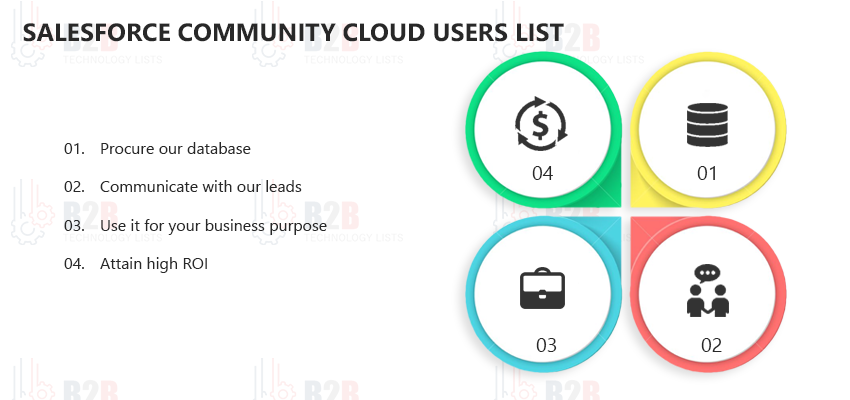 Salesforce Community Cloud Users List