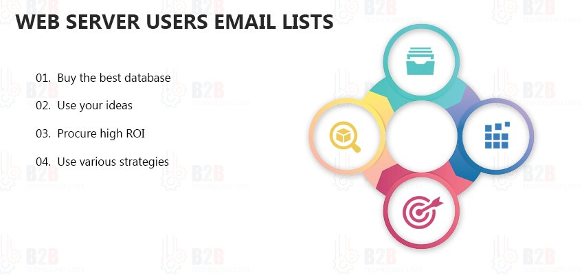 WEB Server Users Email Lists
